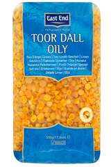 East End Toor Dall Oily 500g