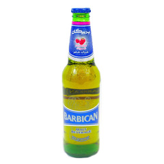 Barbican Premium Malt Beverage Raspberry Flavour 330ml