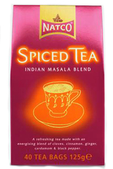 Natco Spiced Tea 125g