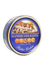 Danish Delights Butter Cookies 114g