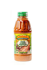 Amina's Steak & Chops Marinade 500g