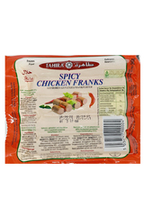 Tahira Spicy Chicken Franks 340g