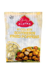 Alayna 87 Chicken Southern Fried Poppers 700g