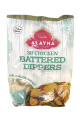 Alayna 38 Chicken Battered Dippers 700g