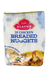 Alayna 31 Chicken Breaded Nuggets 700g