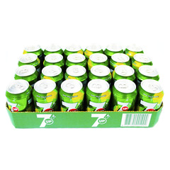 7up Cans Case 24x330ml