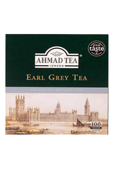 Ahmad Earl Grey 100 Tagged Tea Bags 200g