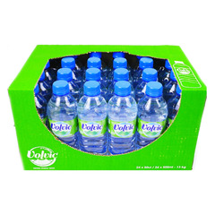 Volvic Water Case 24x330ml