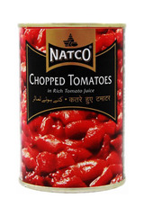 Natco Chopped Tomatoes 400g