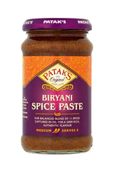 Patak's Biryani Spice Paste Medium 283g