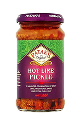 Patak's Lime Pickle Hot 283g