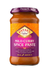Patak's Mild Curry Spice Paste Mild 283g