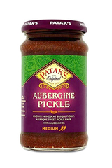 Patak's Aubergine Pickle Medium 312g