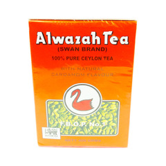 Alwazah Tea Pure ceylon Tea With Cardamon Flavour 400g