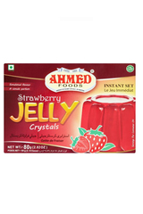 Ahmed Halal Strawberry Jelly 85g