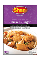 Shan Chicken Ginger Masala 50g