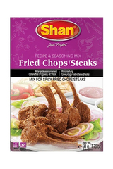 Shan Fried Chops/Steaks Mix 50g