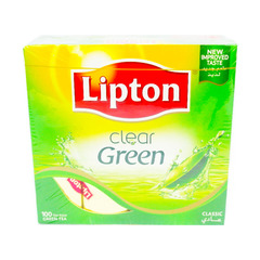 Lipton Clear Green Tea Bags 150g