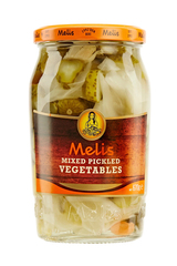 Melis Mixed Pickled Vegetable 670g