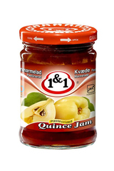 1&1 Pasteurized Quince Jam 340g