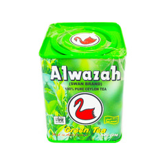 Alwazah (Swan Brand) Green Tea 225g