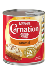 Nestle Carnation Caramel Milk 397g