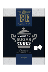 Tate & Lyle White Cubes For Tea 500g