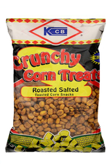 KCB Crunchy Corn Treats Roasted Salted 400g
