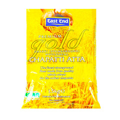 East End Premium Gold Chakki Wholemeal Chapatti Atta 1.5kg
