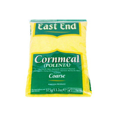 East End Cornmeal (polenta) Coarse Atta 375g