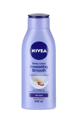 Nivea Irresistibly Smooth Body Lotion Shea Butter 400ml
