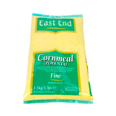 East End Cornmeal (polenta) Fine Atta 1.5kg