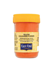 East End Yellow Food Colouring Powder 25g
