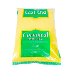 East End Cornmeal (polenta) Fine Atta 5kg