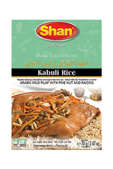 Shan Kabuli Rice Arabic Seasoning 70g