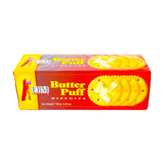 EBM Butter Puff Biscuit 105g