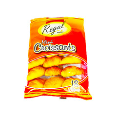 Regal Bakery 18 Mini Croissants 265g