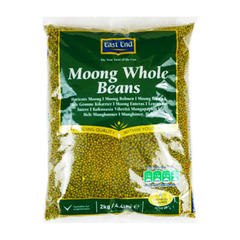 East End Moong Whole Beans 2kg
