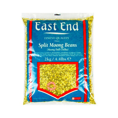 East End Split Moong Beans 2kg