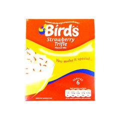 Bird's Strawberry Trifle Flavour Mix 144g
