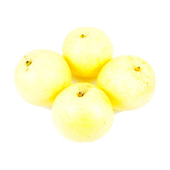 Chinese Pears x 4