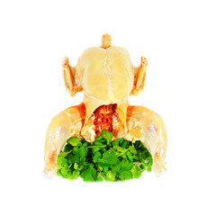 Halal Chicken Without Skin 600g