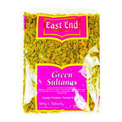 East End Green Sultana(raisins) 700g